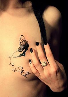 Freedom Tattoo. Love the design. If I didn't have an aversion to fairy tattoos I would definitely get it