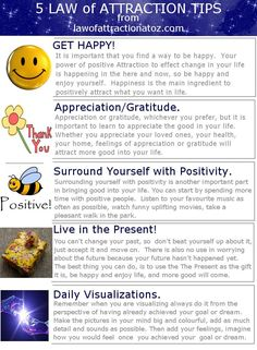 Click the Pin for Awesome Topics on Law Of Attraction 5-law-of-attraction-tips