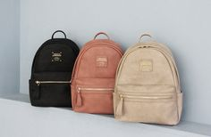 MochiThings.com: Monopoly Mini Leather Backpack ... Black or the middle color please!