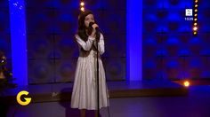 Angelina Jordan - I Saw Mommy Kissing Santa Claus - TV2 - Dec 25, 2014