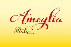 Check out Ameglia Italic by Eurotypo on Creative Market