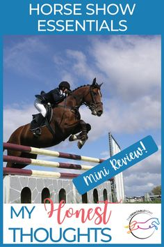 What supplies do you really need for a horse show? Throughout many shows, I've narrowed down the list of essential horse show supplies and why you need them. Do You Really, Show Horses, Horseback Riding, Equestrian, Pony, Printables, Group, Lifestyle, Board