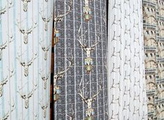 Bespoke wallpaper, coated non-woven 180 gsm. x by Rachel Reynolds Rachel Reynolds, Interior Wallpaper, Light Shades, Luxury, Bespoke, Fabric, Pattern, Interiors, Collection