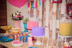 Festa Ginastas | Macetes de Mãe All Kids, Lily Pulitzer, Birthdays, Up, Children, Cake, Party, Gymnastics Party, Candy Table