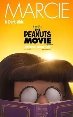 史諾比:花生漫畫大電影/史努比(Snoopy: The Peanuts Movie)poster