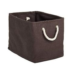 The Container Store > Jute Bins