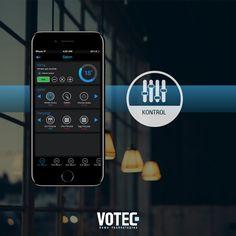 Votec Akıllı Ev Sistemleri ile evinizin kontrolü sizin elinizde.