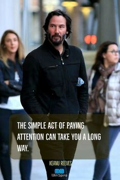 22 Keanu Reeves Quotes about Life and ♥️ - Winspira - Jesie Post Quotes, Wisdom Quotes, Quotes To Live By, Me Quotes, Motivational Quotes, Inspirational Quotes, Brave Quotes, Uplifting Quotes, Amazing Quotes