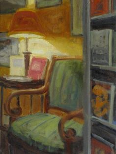 Quiet Corner by Joan Griswold