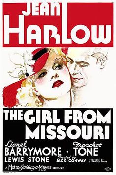Girl from Missouri (1935) - US One Sheet