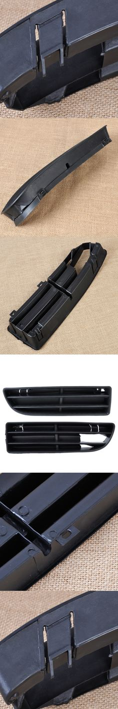 beler Front Right Left Lower Grille Bumper Vent for VW Jetta Bora MK4 TDI 1999 2000 2001 2002 2003 2004 1J5853665B 1J5853666C