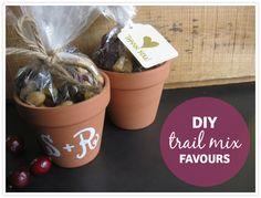 Uschi and Kay DIY post  A great way to gift food treats!