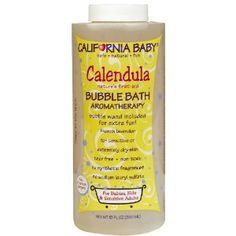 California Baby Calendula Bubble Bath -- 13 fl oz