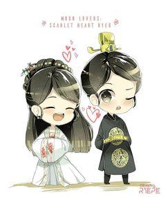 Moon Lovers: Scarlet Heart Ryeo 달의 연인-보보경심 려