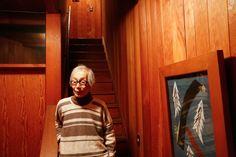柚木 沙弥郎さん 『美意識とユーモアが暮らしを彩る、染色家の住まい』 / INTERVIEWS / LIFECYCLING -IDEE-