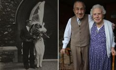 "Lionel, 99, and his wife Ellen Buxton, 100, met in March 1930, married on July 18th 1936 and have been inseperable ever since.    The couple, together a total of 82 years, have not spent more than one night apart.    Upon speaking of their marriage, Ellen says:    ""We have never been apart really and have never wanted anyone else. We have been married happily because we have been good friends as well as husband and wife.    We have always made sure we have had nice evenings out together…"