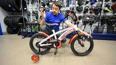 Stels Arrow 16 2015 обзор велосипеда