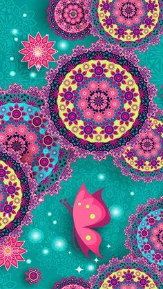 Circles Wallpaper                                                                                                                                                                                 Más
