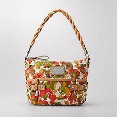 Relic Tarin Watercolors Floral Shoulder Bag