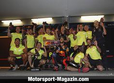 Formel 1 2017, Aserbaidschan GP, Baku, Daniel Ricciardo, Red Bull, Bild: Sutton