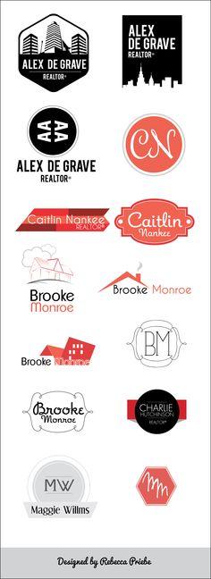Logos - Real Estate