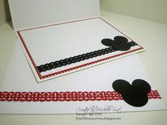 Magical Mickey Birthday Card