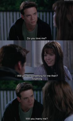 A Walk To Remember favorite quote in this movie