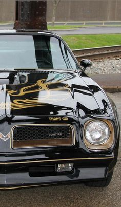 World Famous Pontiac Trans Am Anniversary Edition. $2 million and it could be yours!  #AutoAwesome