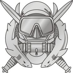 Special Operations Forces Scuba badge