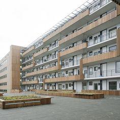 Laan van Spartaan / DP6 Architectuurstudio