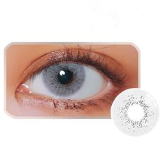 Best Seller Fashionable Natural Gray Color Contact Lenses For Beauty Cosmetic