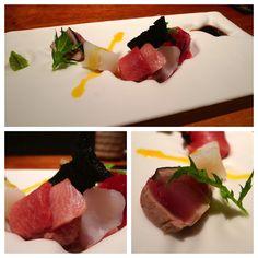 HUNGRY HOSS: Koy Shunka – Michelin starred Japanese, Barcelona