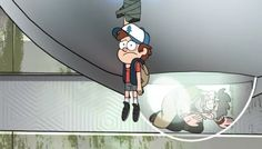 Awkward Photos of Dipper << Lol look at Ford tho too XD<<<<< words cannot describe the true terror on dipper's face
