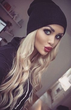 46 Pretty Day to Night Winter Make Up Ideas Nail and Make Up # Cute Makeup, Gorgeous Makeup, Makeup Looks, Pretty Makeup, Makeup Tips, Beauty Makeup, Hair Beauty, Girly Girl, Look 2017