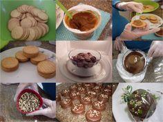 Faça você mesmo | Aprenda a fazer macarons, palha italiana, pão de mel, bem casados e alfajors no nosso post. Clique na imagem para acessar.