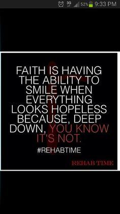 #Rehabtime ~Trenton Shelton