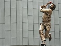 Australia v India - Tri-Series Game 10 | Cricketers preserved for posterity - Yahoo! Cricket India