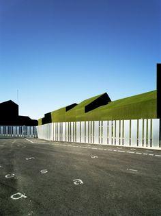 Colegio público de infantil y primaria en Roldán / Estudio Huma