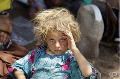 Yazidi meisje