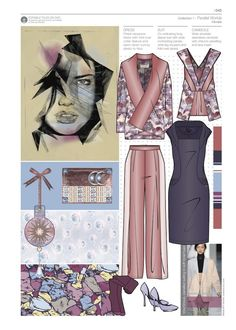 MPD Female - Contemporary & Casual for Trends, Graphics, Print and Styling for A/W 14/15.