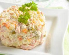 Macédoine de légumes minceur au jambon et à la mayonnaise allégée : http://www.fourchette-et-bikini.fr/recettes/recettes-minceur/macedoine-de-legumes-minceur-au-jambon-et-la-mayonnaise-allegee.html