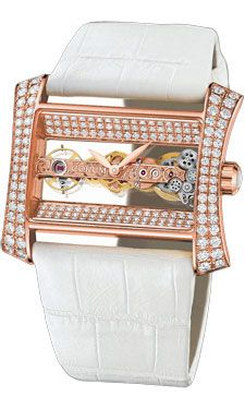 Corum Golden Bridge Lady  (Style No: 113.353.85/0089 0019R) from SwissLuxury.Com