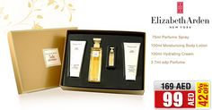 42% Discount on Elizabeth Arden 5th Avenue Perfume 4pcs Gift Set - AED 99/- only! Buy NOW: ➜ is.gd/Co8Xy6
