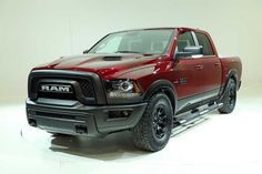 New options are coming for your RAM trucks!