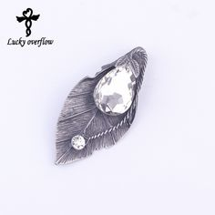 Jshine Antique Silver Color Blue Eye Crystal Brooches For Women Simulated Pearls Pendants Alloy Vintage Brooch Woman Jewelry Selected Material Jewelry Sets & More