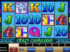 Novo online grátis Caça-Níqueis Crazy Chameleons - http://cacaniqueis77.com/crazy-chameleons/ - http://cacaniqueis77.com
