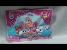 DISNEY Palace Pets NEW SERIES 4 Blind Bag Opening and Review