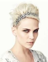Beautiful, shimmering hair accessories are perfect for the holiday season.