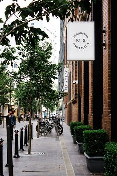 Kensington Street Chippendale, Sydney redesign  - a process of boiling down - carefully understanding the history and many heritage qualities of the street and striping back.