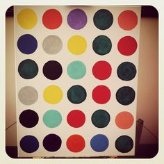 House warming poem painting D. Hirst inspired!!!